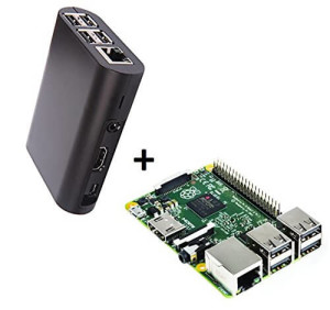 Raspberry Pi Model b Made in UK